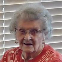 Doris Margaret Radachy