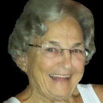 Mrs.  Joan Brown Locklear