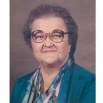 Catherine Tingle Marshall