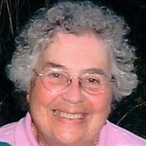 Mrs. Pauline Elizabeth Bensson