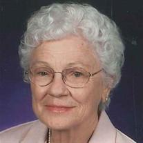 Georgia Ann Pilgrim
