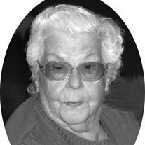 Dorothy Margaret Grenier