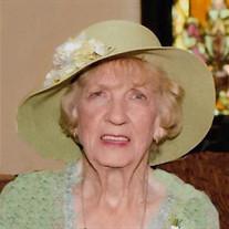 "Marjorie ""Margie"" Ellen McIntyre-Thompson"
