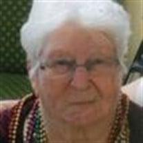 Margaret Inez Johnson