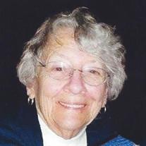 Peggy Mae Reed