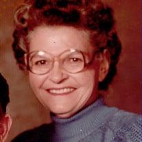 Effie Mae Hughes Morris
