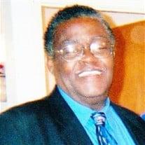 Pastor Emeritus Johnny Sanders