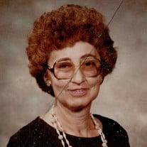 Alta Naomi McBride