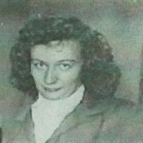 Eunice Rosalie Rayl  Evans