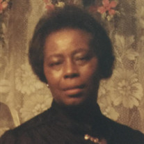 Mrs. Bernice Spencer