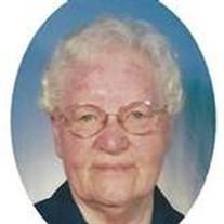 Sr. Carol Ann Angermeier O.S.F.