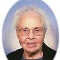 Sr. Marcella Elizabeth Coors O.S.F.