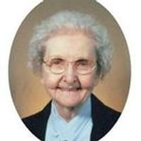 Sr. Alice Ann Deardorff, O.S.F.