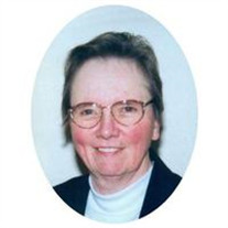 Sr. Mary Joel Franks O.S.F.