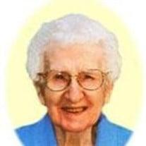 Sr. Mary Martin McHugh O.S.F