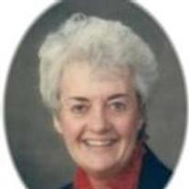 Sr. Kathleen McShay O.S.F.