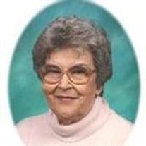 Bertha P. Patterson