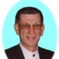 """William J. """"Bill"""" Peters"""