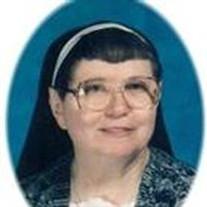 Sr. Catherine Bernadine Raters