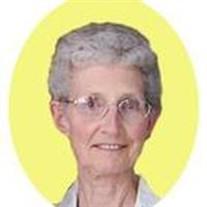 Sr. Helen Saler, O.S.F.