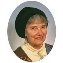 Sr. Marie Carol Werdmann, O.S.F.