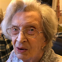 Mrs. Dorothy Louise Monro