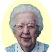 Sr. Noel Marie Worland O.S.F.