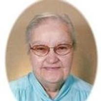 Sr. Dolores Wright O.S.F.