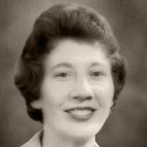 Mrs. Sybil Alexander Franks