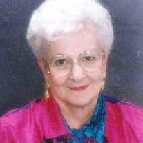 Velma  Mae Freeberg Taylor
