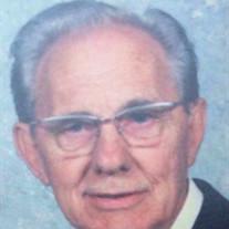 Rev. Clarence  A. Pedersen