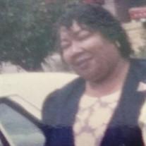 Sis. Ethel Mae Waters