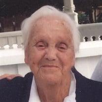 Mrs. Mary V. DeBold