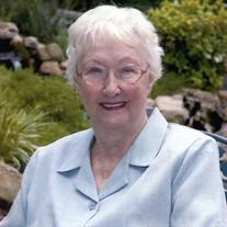 Elizabeth Mae Henderson