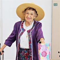 Juanita G.  Garcia