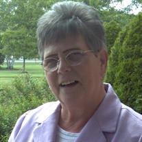 """Gladys """"Sue"""" Meadows"""