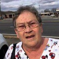 "Shirley Joyce ""GeeGee"" Townsend"