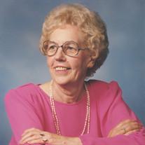 Agnes Lora Kilgore