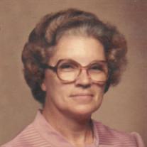Wilma Almira Witherspoon Earnhardt
