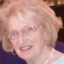 """Agnes """"Nan"""" McGaw Grabowski"""