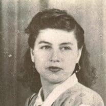 Vicenta Garcia