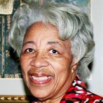 Mrs. Maggie Ruth Parker
