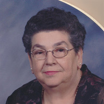 Jeannette (Audet) Barger