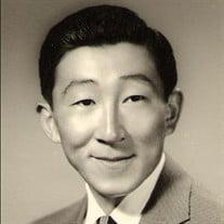 John Taketo Uyesugi