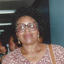 Lizzie Mae Evans