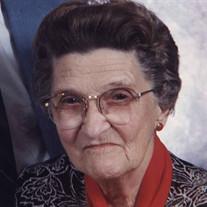Zola M. Hunsaker