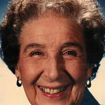 """Mrs. Priscilla T. """"Pat"""" Scherwerts"""