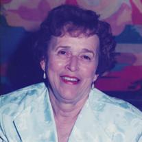 Betty Jane  (Buck) Hattery