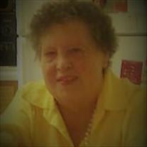 Clara Marie Inez Williams