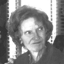 Lucy Belle Burton Oyler
